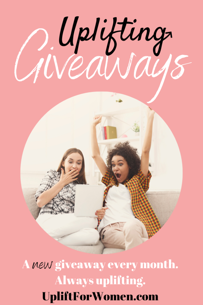 Uplifting Giveaways